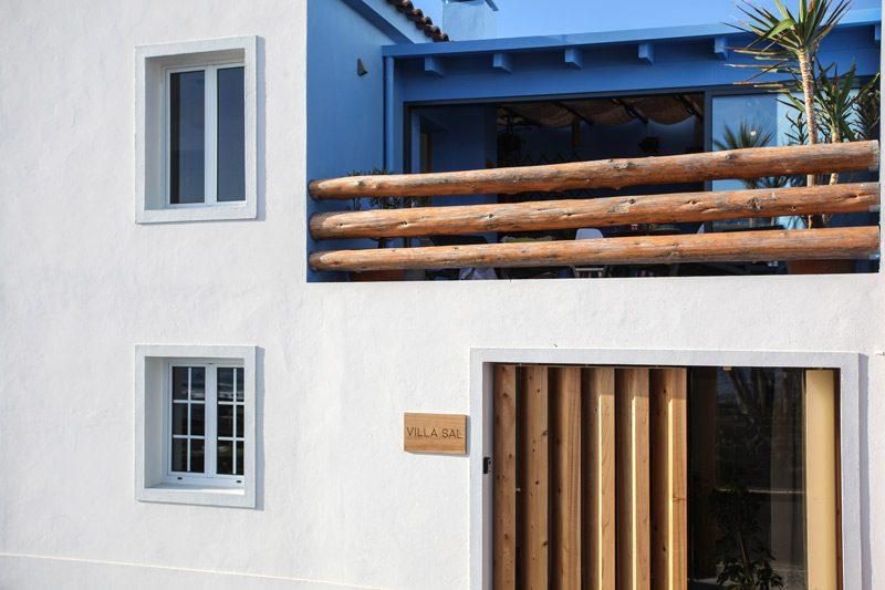 Villa Sal exterior Azores Stays