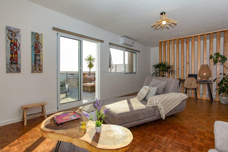 living room Villa Terra
