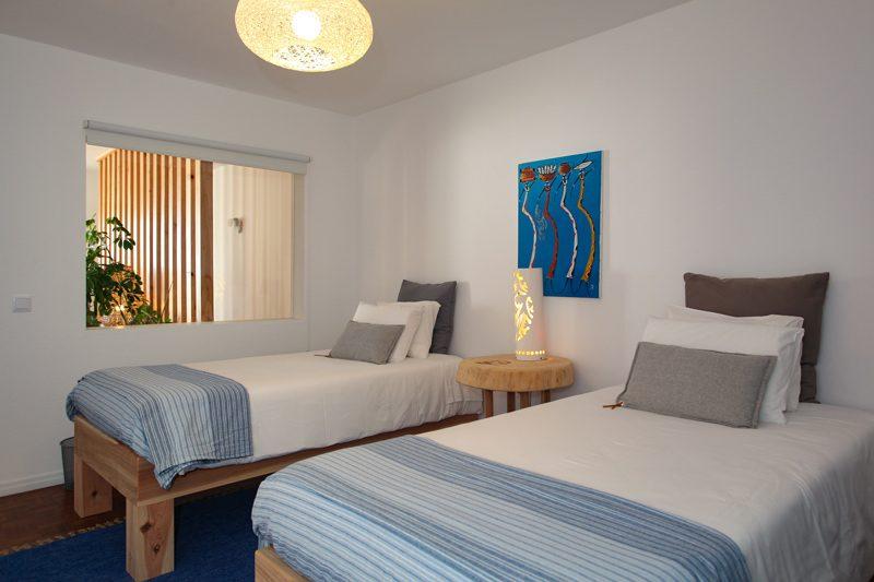 single bed bedroom Villa Terra