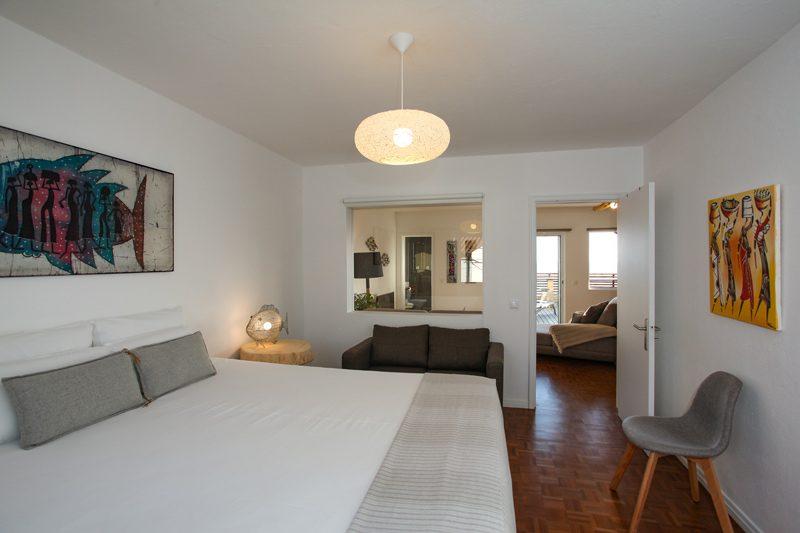 Spacious double bedroom villa terra