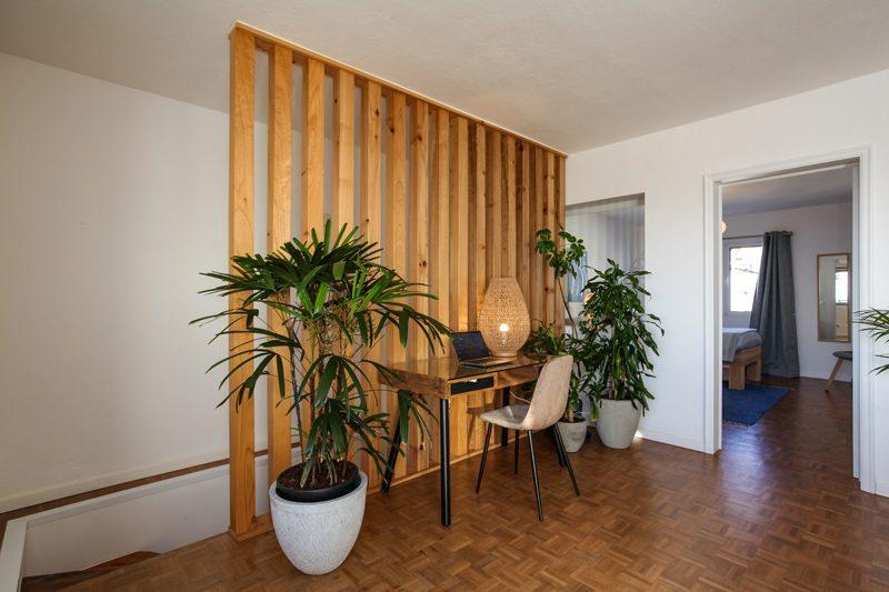 living room eclectic details Villa Terra