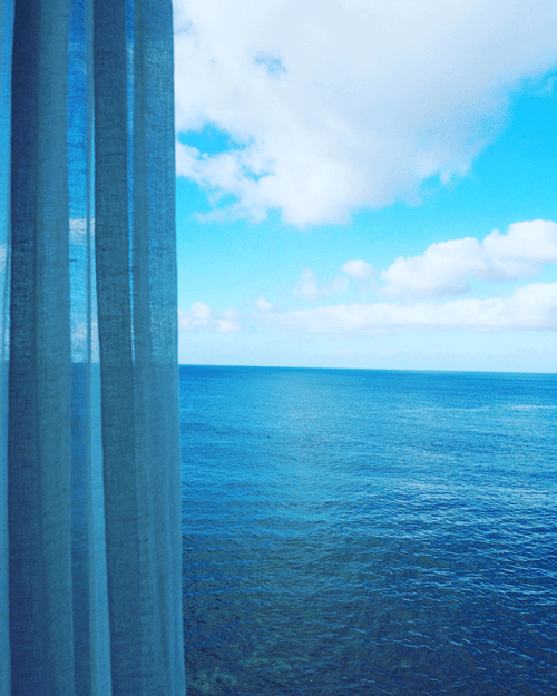 Bedroom view ocean