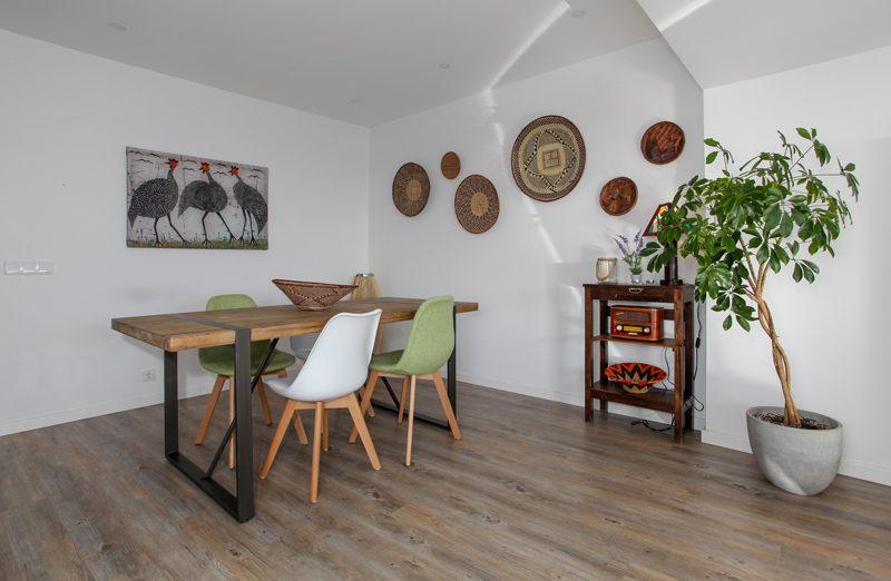 dinning room details Villa Terra