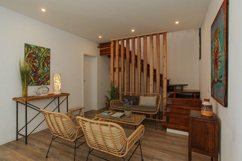 lounge area Villa Terra